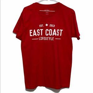 Men's STREAMLINE TEE East Coast Lifestyle Medium